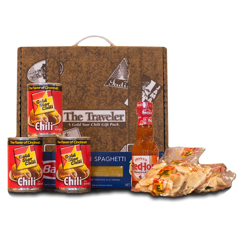 Gold Star Chili Traveler