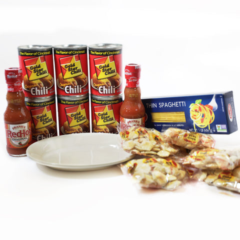 Gold Star Chili Fanatic Pack