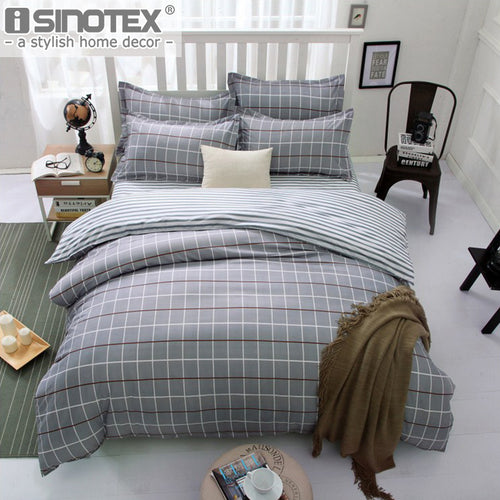 Polyester Bedding Sets Quilted Quilt Cover Bed Sheet Pillow Cover Brief Pillow Cases