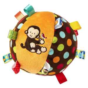 Baby Plush Ball  Early Education Developmental Toy Soft
