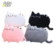 Plush Toys Stuffed Animal Doll Toy Cat Cute Cushion