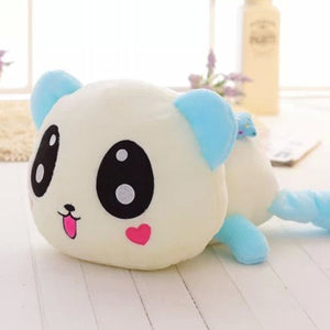 ColorfulLED Pillow Glowing Panda Doll Luminous Toys Gift for Kids of All Ages