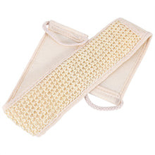 Bath Wash Back Strap Loofah Shower Massage Scrubber  Body Skin Care