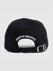 HoH Black Dad Hat