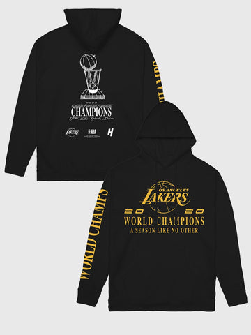 HoH x Lakers Champions Hoodie