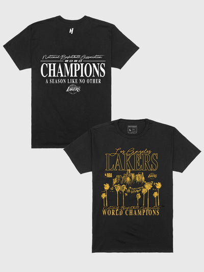 Lakers Champion Shirt