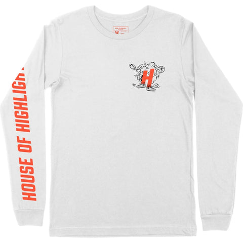 House of Highlights Back to School Long Sleeve T-Shirt