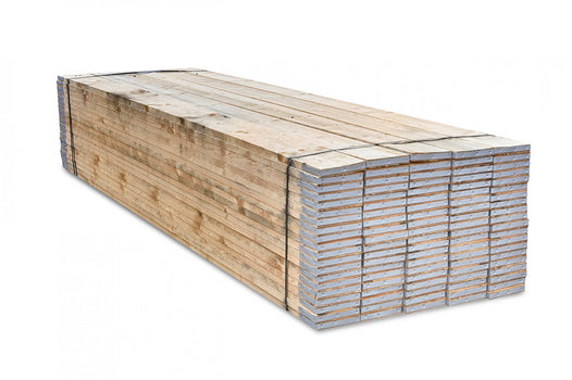 New 8ft (2.4M) (1.2m support) Scaffold Board