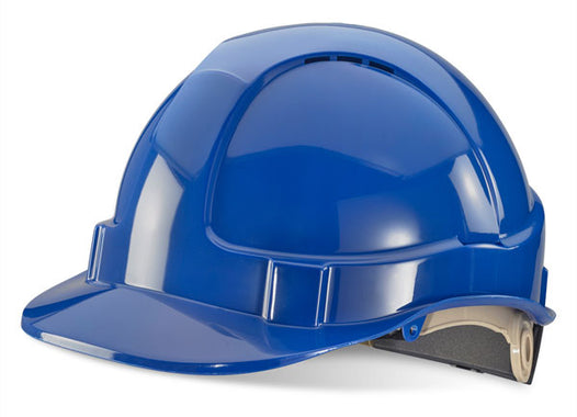 Reduced Peak Safety Helmet