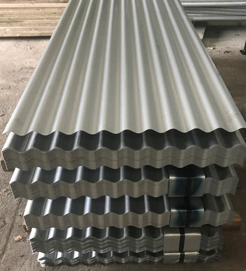 Galvanised Corrugated Roofing Sheets 8ft X 820mm 32 Tjr Scaffolding
