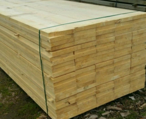 Grade A 10ft (Unbanded) Scaffold Board