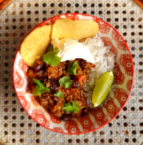Chilli Con Carne (Kid Friendly!)