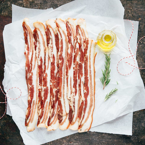 Dry-Cured Paleo Bacon