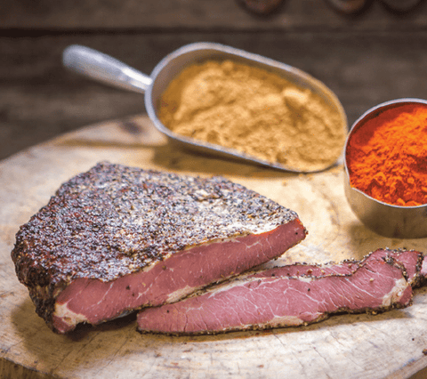 Uncle's Smallgoods: Smoked Brisket