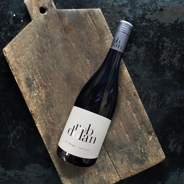 Rob Dolan: White Label - Shiraz