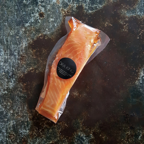 Uncle's Smallgoods: Smoked Ora King Salmon Fillet
