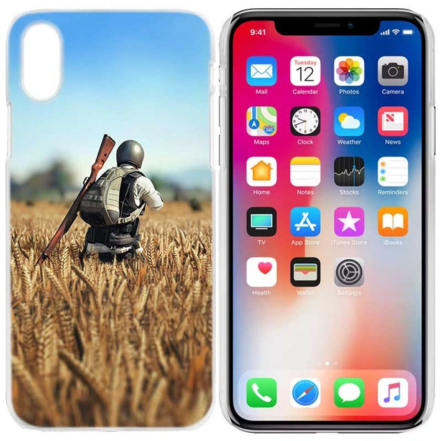 Coque PUBG pour Iphone | Binyae - Lucky Lewis