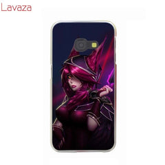 Coque Leagues Of Legends pour Samsung Galaxy | Lavaza - Lucky Lewis