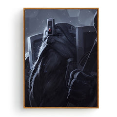 Posters Wall Art | World of Warcraft | BLINGIRD - Lucky Lewis