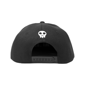Flippin Packs Snapback Hat (Black)