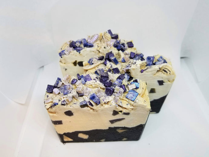 Amaretti Handcrafted Bath and Body Luxury Soap