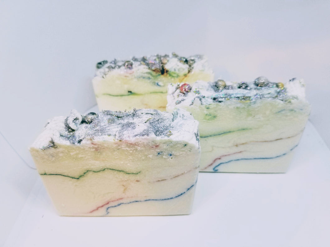 Fleurs Handcrafted Bath and Body Soap