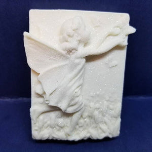 Jasmine Neroli and Peppermint Butterfly Baby Fairy Soap