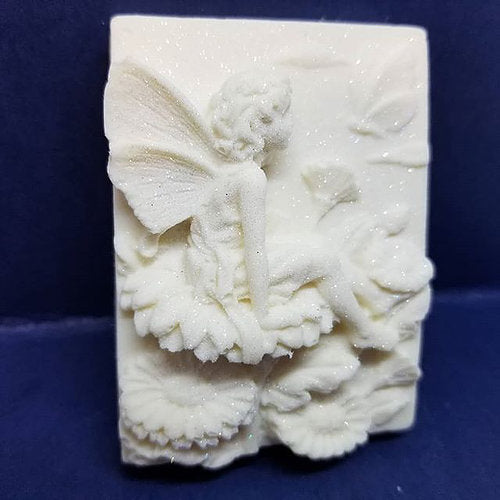 Zinnia Fairy Soap