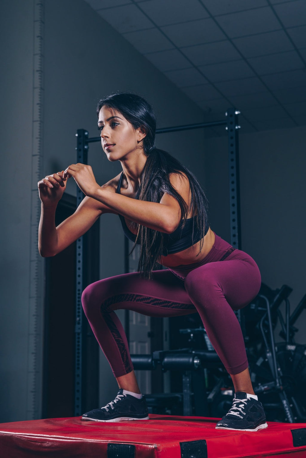 Fitness Friday: How To Do A Proper Squat | Fidgey Ray Boutique