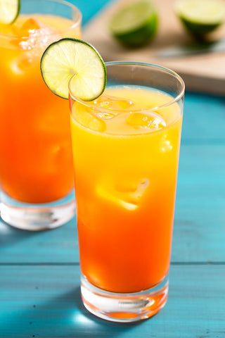 rum sunset cocktail recipe for parties