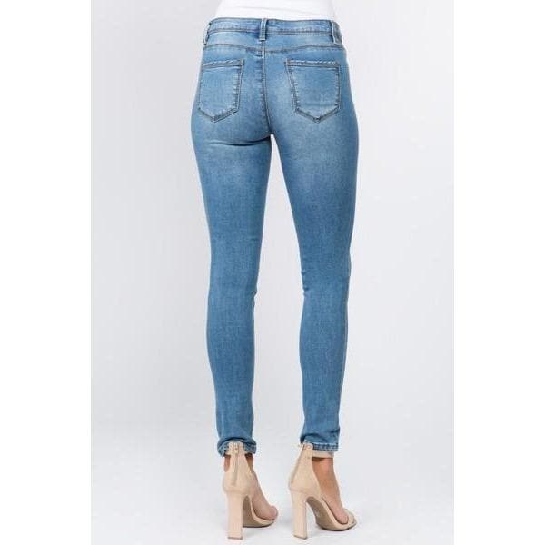 Basic Skinny Jeans - Fidgey Ray Boutique