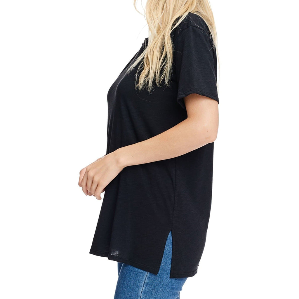 On The Rise Graphic Tee - Fidgey Ray Boutique