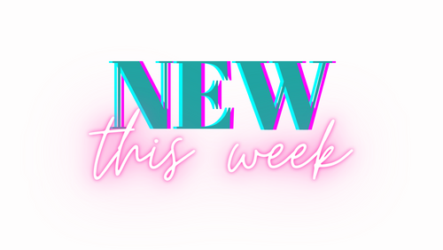 new women's clothing arrivals this week at fidgey ray