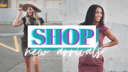 shop new arrivals at fidgey ray boutique