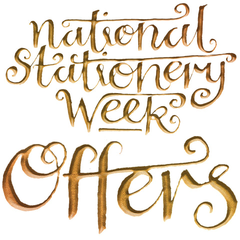 National Stationery Week Offers