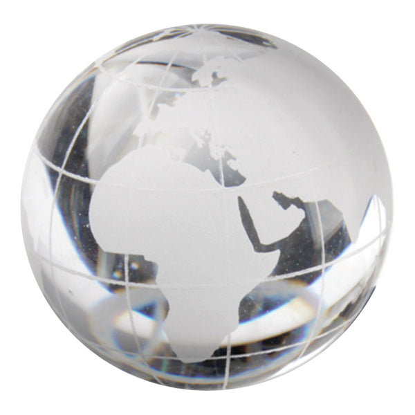 Glass Globe on Stand