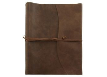 Amalfi Leather Photo Album