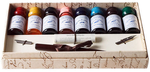 8 Colour Ink Set