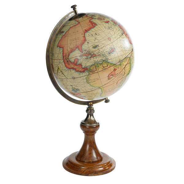 Mercator 1541 Globe with Classic Stand
