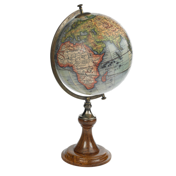 Vaugondy Globe with Classic Stand