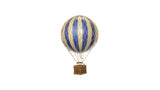 Small Hot Air Balloon - blue