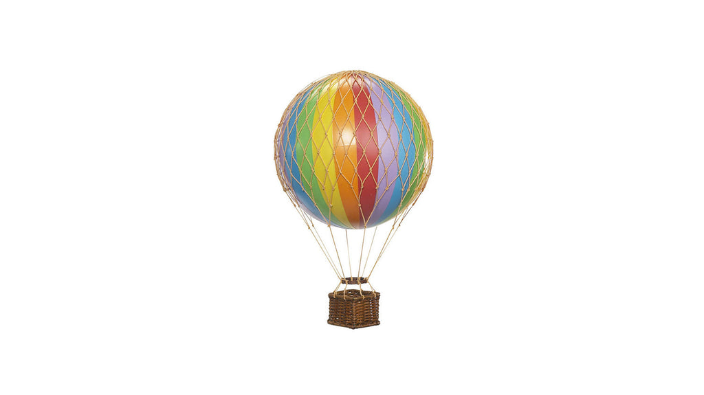 Small hot air balloon scriptum fine stationery for How to make a small air balloon