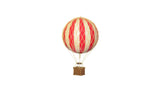 Small Hot Air Balloon - red