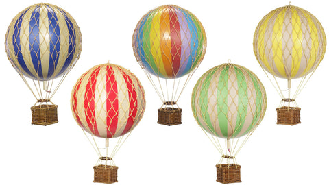 Small Hot Air Balloon - all colours