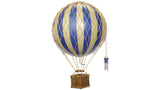 Medium Hot Air Balloon Blue