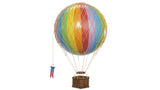 Medium Hot Air Balloon Rainbow