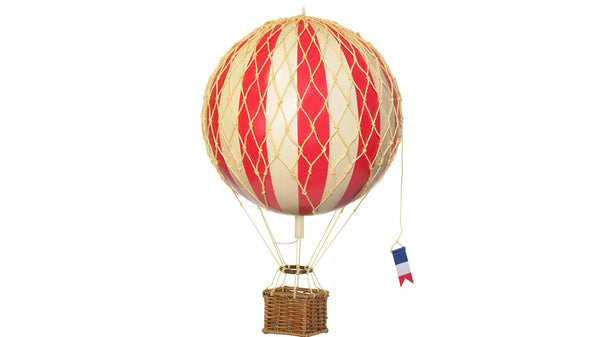 Medium Hot Air Balloon Red