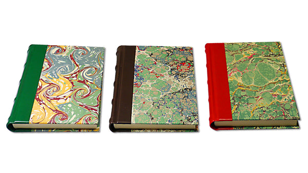 Italian Marbled Journal Scriptum Fine Stationery Scriptum Fine Stationery Oxford