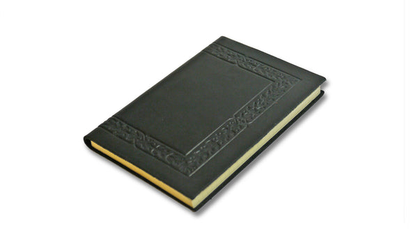 Jeremy Pocket Notebook - Black