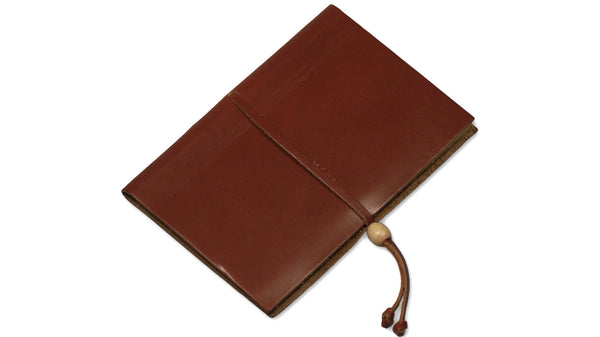 Pocket Address Book - Tan